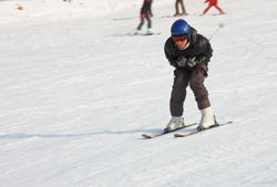 School skiing trip in Obertauern