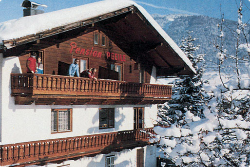 Ski Hotel for school trips in Zell am See Austria