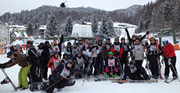 School ski trip to USA