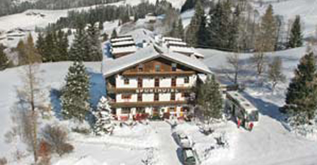 great accommodation for school skiiers