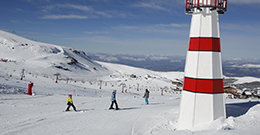 skiing in spain school ski trip