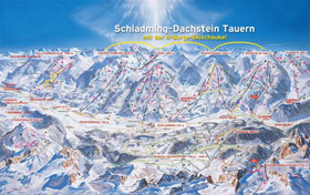 school ski trip in Bad Gastein